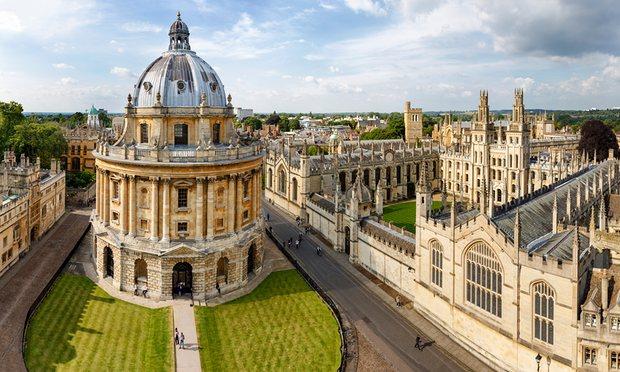 Đại học Oxford danh tiếng bắt đầu mở khóa học miễn phí qua mạng