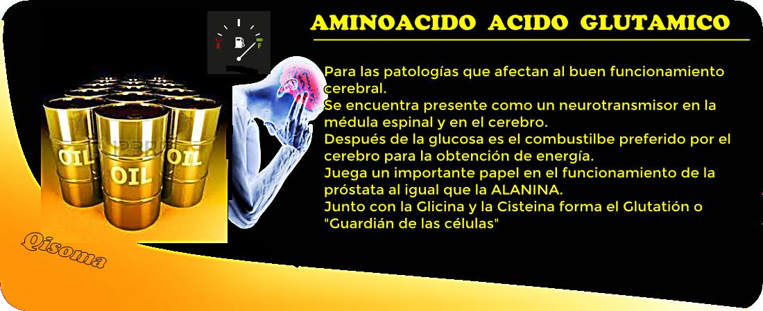 acido-glutámico