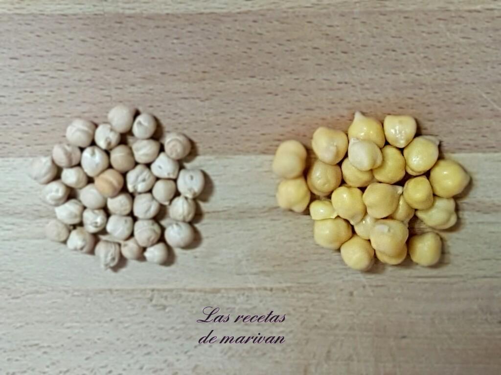 Cocido de garbanzos en olla gm g recetas ollas gm las - Cocido de garbanzos en olla express ...