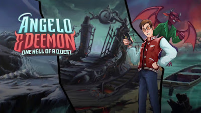 Angelo and Deemon: One Hell of a Quest (PAID) APK Download
