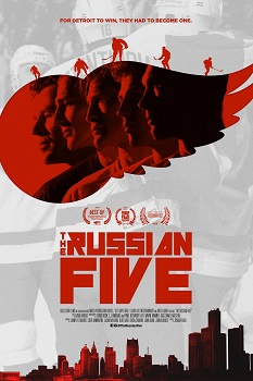 The Russian Five Torrent (2019) WEB-DL 720p | 1080p Legendado Download Torrent