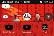 Download Tema Line Mod Youtube