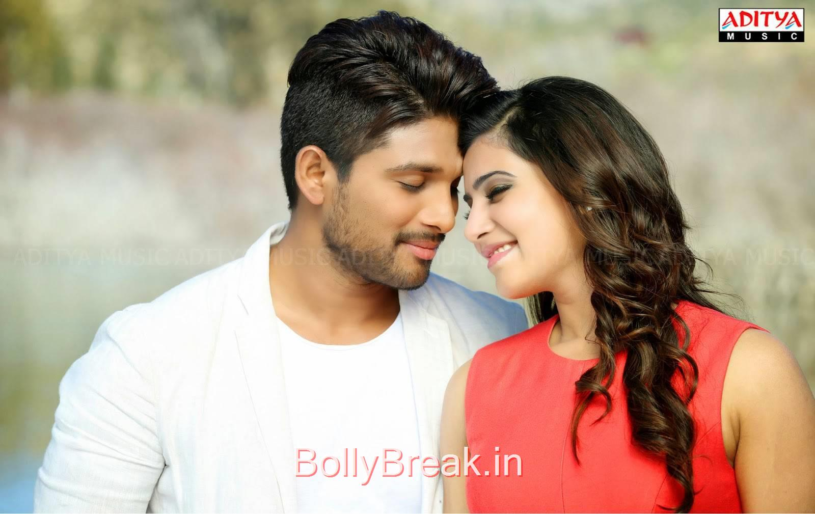 Allu Arjun-Son Of Sathyamurthy Cinema Latest Stills, Nitya Menon Hot HD Pics From Son Of Sathyamurthy Movie