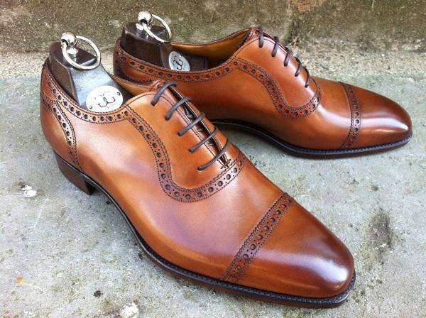 Cách chọn mua giày da nam và bảo quản sao cho đúng cách