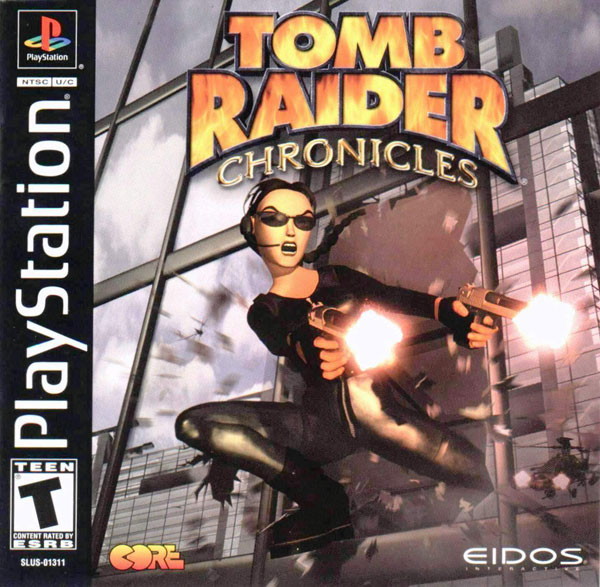 Tomb Raider 5 - Chronicles - PS1 - ISOs Download
