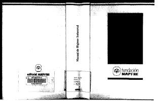 Descargar manual de Higiene Industrial MAPFRE 1