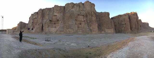 Naghsh-e Rostam, Shiraz