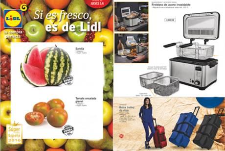 Corte ingles catalogo deco muebles primavera verano 2017 for Catalogo de ofertas lidl