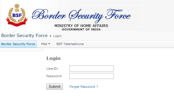BSF Payslip Online Download – Monthly Pay Slip