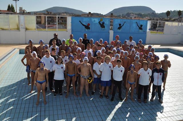 Ολοκληρώθηκε το 2ο Παλαμήδειο Τουρνουά υδατοσφαίρισης στο Ναύπλιο