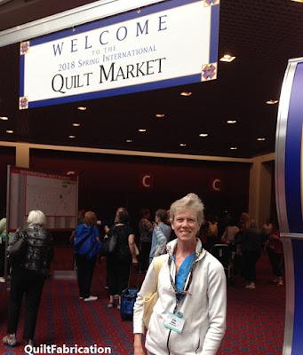 Quilt Market Portland OR 2018
