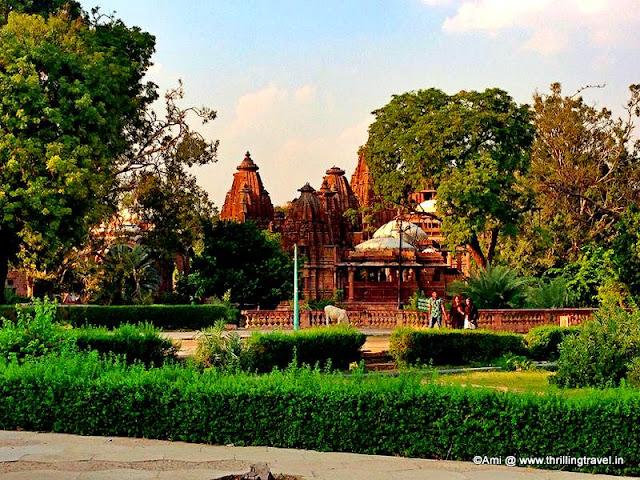 Mandore Gardens, Jodhpur