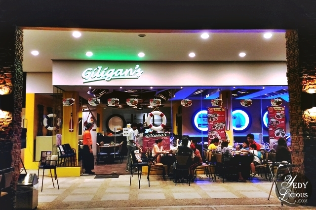 Giligans Restaurant Antipolo City