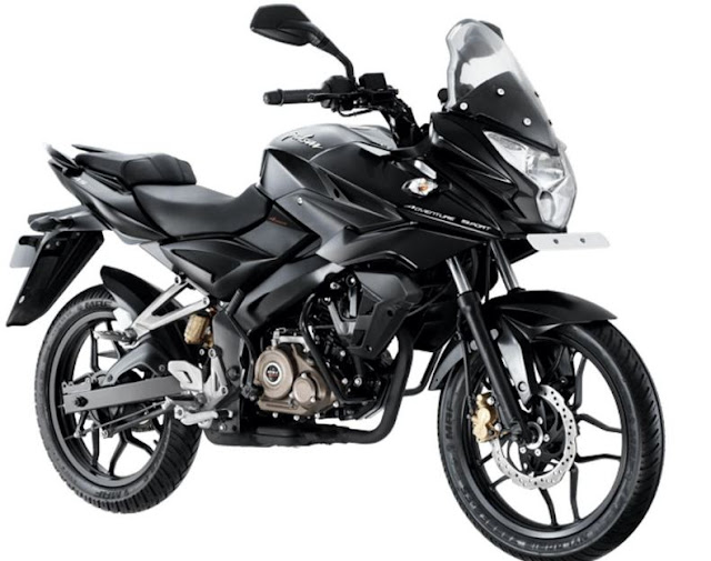 Bajaj Pulsar AS 150 Bike 3