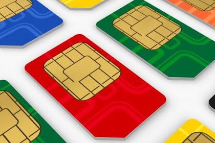 Cara Registrasi Ulang Semua Kartu SIM Prabayar