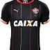 Puma divulga a terceira camisa do Vitória