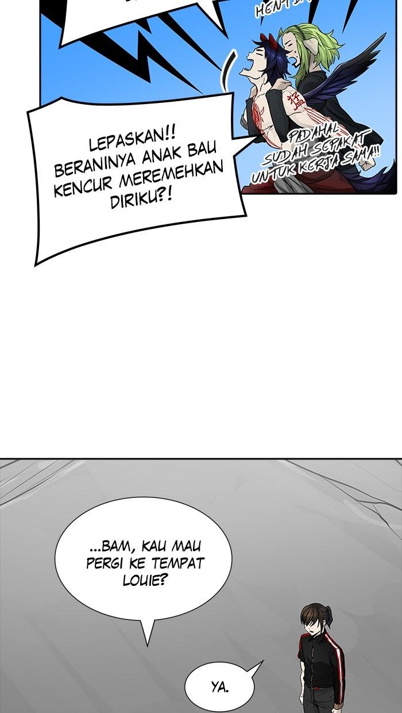 Webtoon Tower Of God Bahasa Indonesia Chapter 452