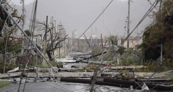 Así vive Puerto Rico los estragos del huracán María