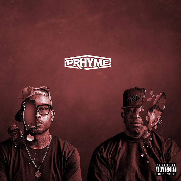 PRhyme - PRhyme (Deluxe Version) Cover