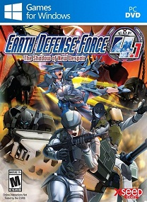 Download Earth Defense Force 4.1 PC Repack Gratis