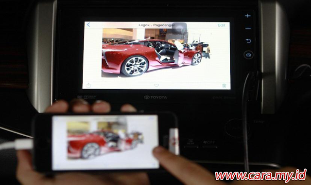Cara Pengoperasian Audio All New Kijang Innova 2.0 V M/t Lux Begini Menggunakan Hdmi Di Toyota