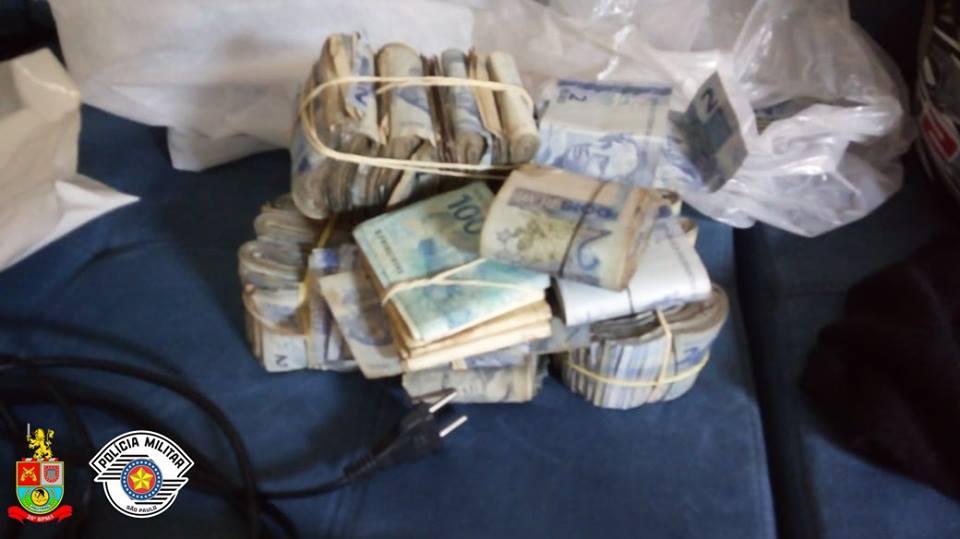 Polícia Militar de Mogi Guaçu prende quadrilha que realizou roubos e furtos na região