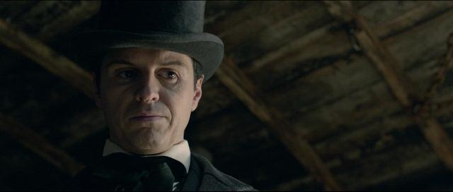 Captura uno de Victor Frankenstein DVDRip Latino 2015