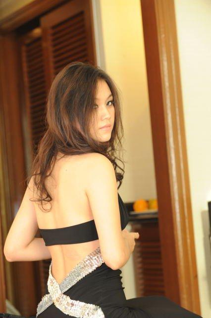 1St Picture Myanmar Celebrity Super Model And Singer Tha -5492