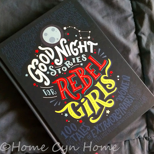 The book every girl (and boy) should own - Home Cyn Home