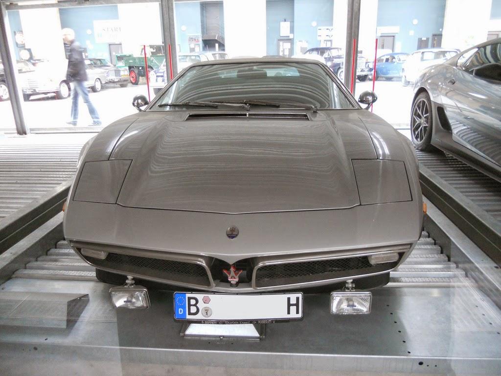 Fab Wheels Digest F W D Maserati Bora 1971 78
