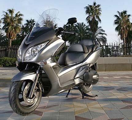 motors and co blog auto moto scooter fr honda swt 400. Black Bedroom Furniture Sets. Home Design Ideas