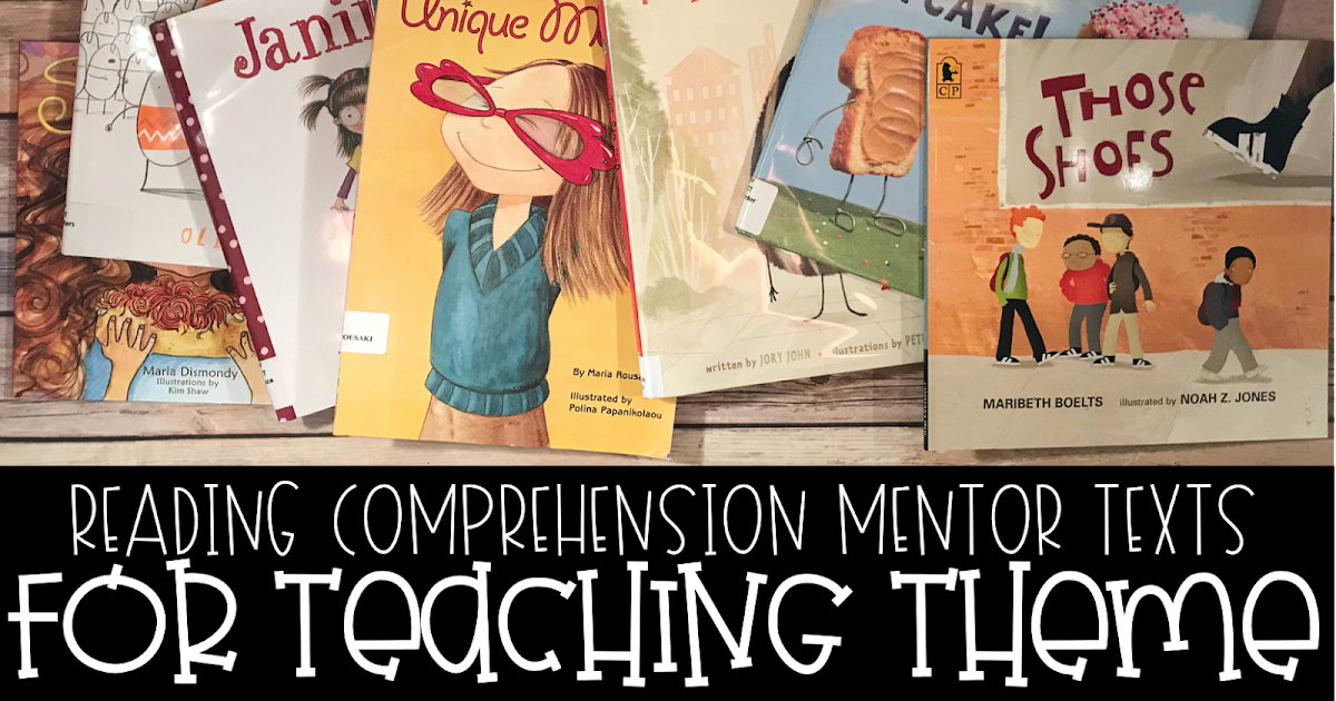 The Primary Gal 12 Mentor Texts Your Students Will Love For