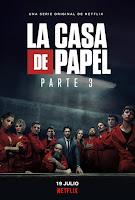 Tercera temporada de La casa de papel
