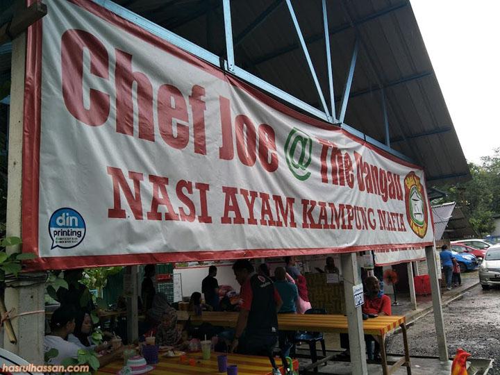 Chef Joe Nasi Ayam Kampung Mafia