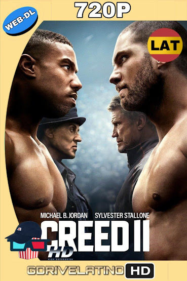 Creed II: Defendiendo el Legado (2018) WEB-DL 720p Latino-Ingles mkv