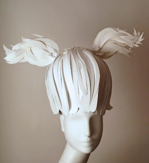 Creative Paper Eyelashes and Cool Paper Wigs (10) 7