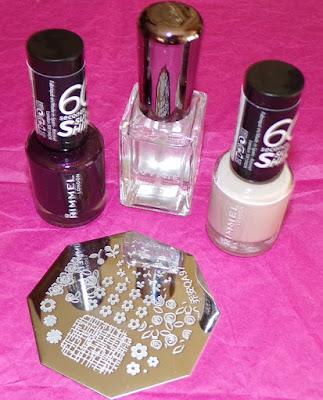 #productos utilizados en la manicura