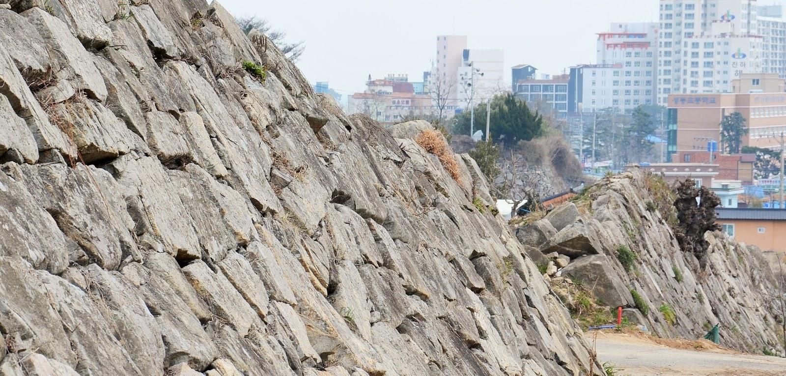 寄り道の記録: 韓半島の城跡(6...