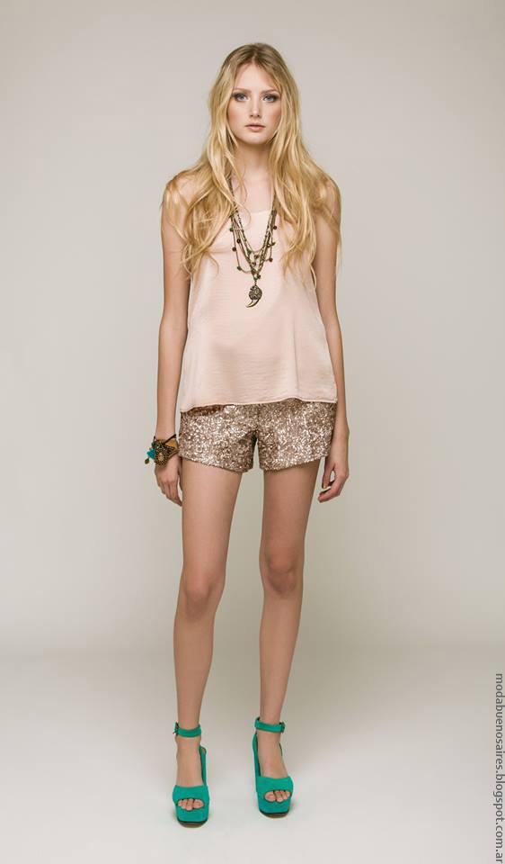 Moda shorts verano 2017 ropa de mujer 2017.