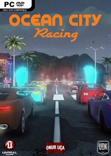 Download OCEAN CITY RACING Redux PC Gratis Full Version