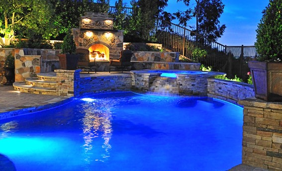 Stone Design Pool Images