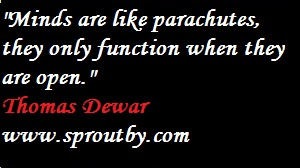 #Learning #Mind #Inspiringquotes #Educationalquotes #Thomasdewar #Sproutby