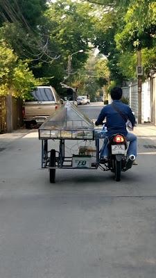 バイク屋台