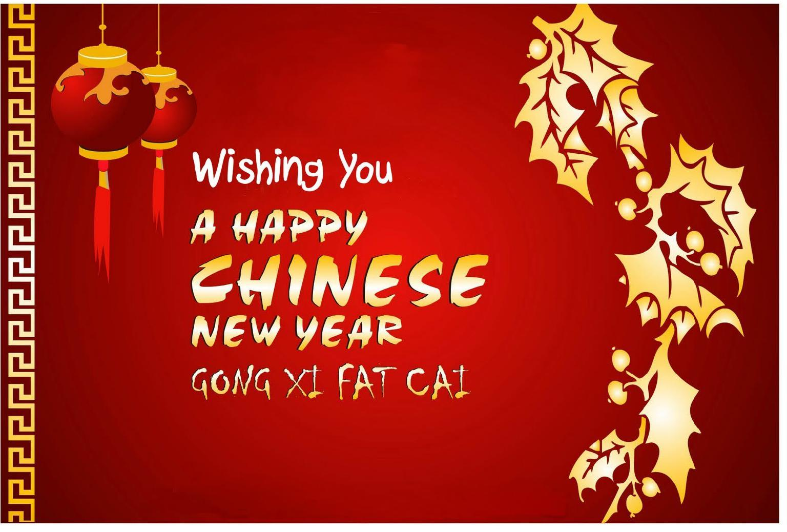 GAMBAR UCAPAN IMLEK TAHUN BARU CINA DP BBM Happy Chinese New Year