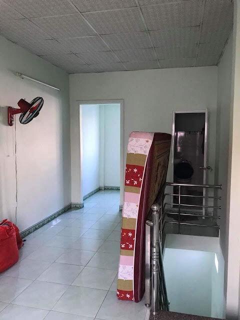 Bán nhà hẻm 343 Trần Thủ Độ phường Phú Thạnh quận Tân Phú giá rẻ