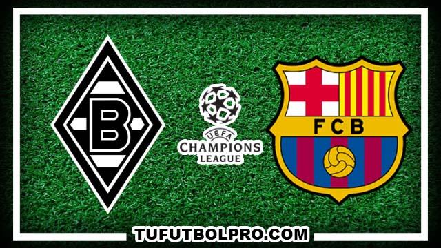Ver Mönchengladbach vs Barcelona EN VIVO Por Internet Hoy 28 de Septiembre 2016