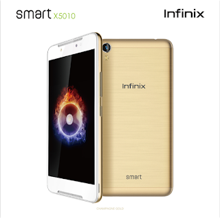 Infinix Introduces A New Smartphone Infinix Smart