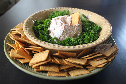 The Project Table: Alaskan Smoked Salmon Spread