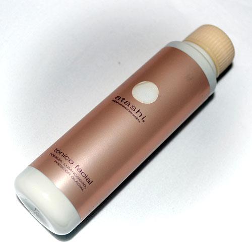 Tónico Atashi Cellular perfection Skin Sublime Birchbox octubre