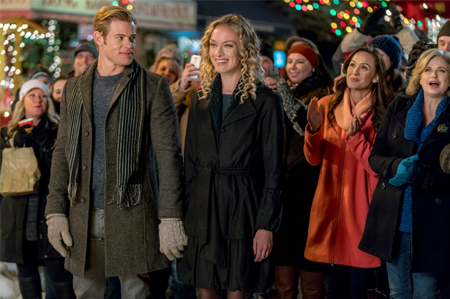 image via hallmark crown media - A Country Christmas Cast